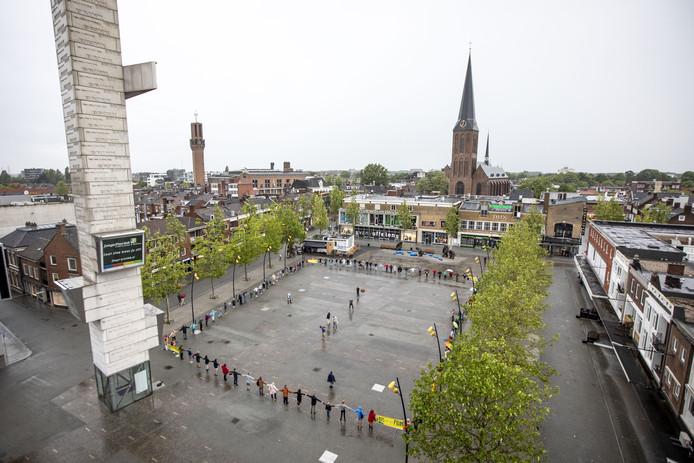 Marktplein Hengelo
