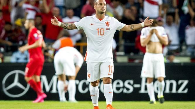 EK verder weg dan ooit voor Oranje na afgang in Turkije