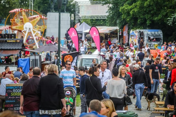 Brugge foodtruckfestival barrio cantina