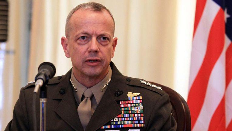 Generaal John Allen Beeld null