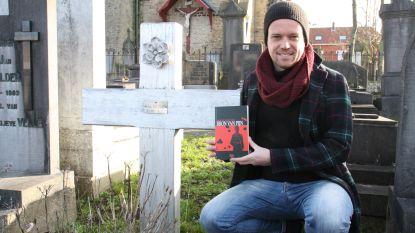Miguel Bouttry laat zich voor zijn nieuwste roman 'Bron van pijn' inspireren door zijn opa, die collaboreerde tijdens WOII