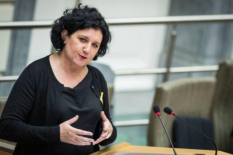Annemie Turtelboom.