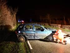 Dronken automobilist kruipt in korte tijd twee keer achter het stuur