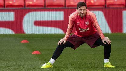 Druk gedeelde grafiek bewijst dat Messi ook dit seizoen weer op eenzame hoogte staat