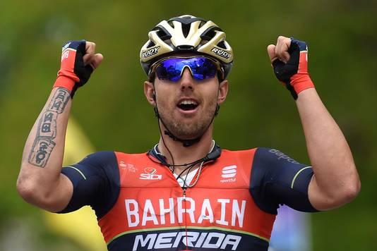 Sonny Colbrelli wint de Brabantse Pijl 2017