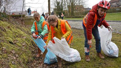 2000 kinderen helpen opruimen