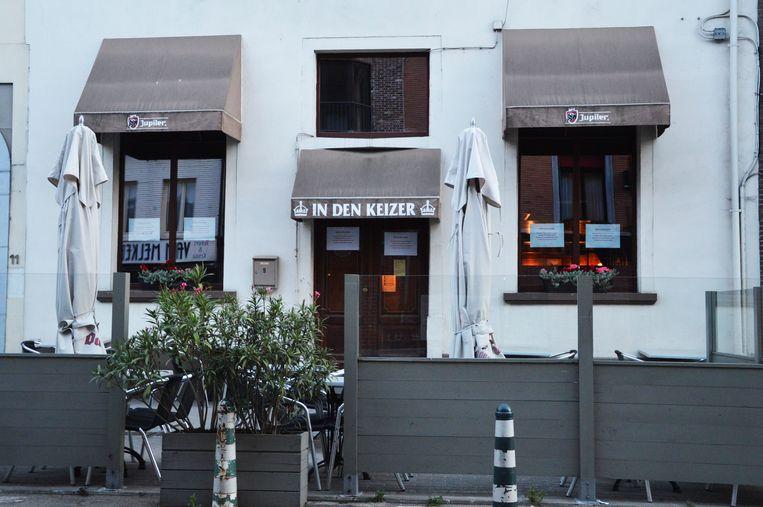 Café In Den Keizer in Ninove.