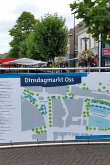 Nieuwe dinsdagmarkt voor Oss: even wennen