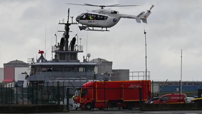Mogelijk kinderen overleden na kapseizen opblaasboot met migranten