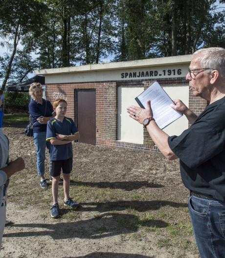 Nationale Monumentendag in Borne: watermachientje uit 1916 getuigt van textielverleden