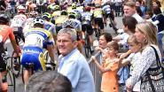 Zo'n 15.000 toeschouwers zien Yves Lampaert Gullegem Koerse winnen