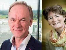 Nienke Meijer (Fontys) en Jos Benschop (ASML) leden hoge adviescommissie