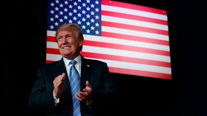 Trump activeert vannacht invoerheffingen op eerste schijf Chinese producten