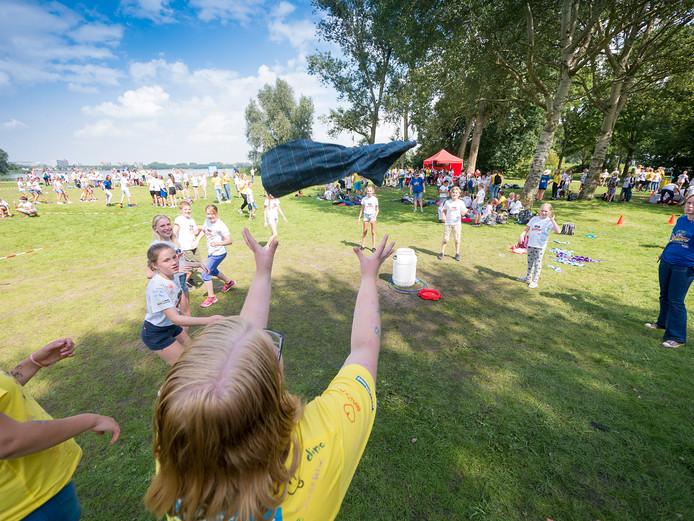 In het Zegerslootgebied worden ondermeer de Vakantiespelen gehouden.