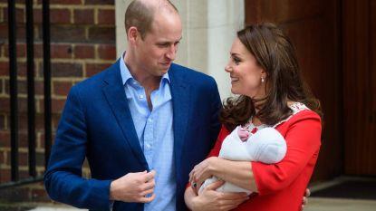 """Echtgenote prins William onthult in podcast: """"In mijn zwangerschappen hield ik door zelfhypnose de pijn onder controle"""""""