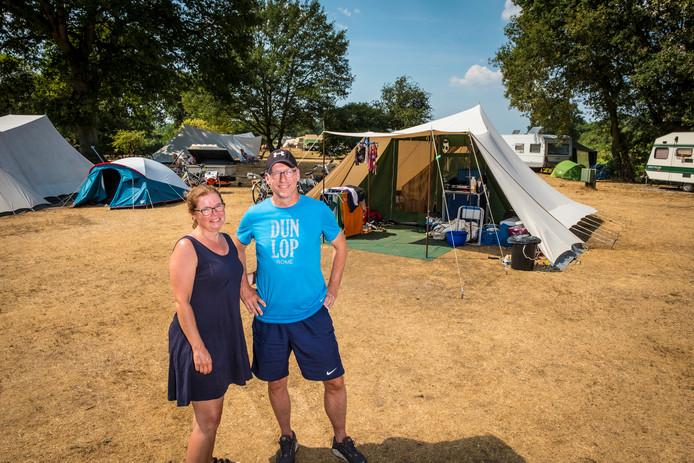 Camping De Waard.De Waard Maakt Zijn Tenten Te Goed Ommen Destentor Nl