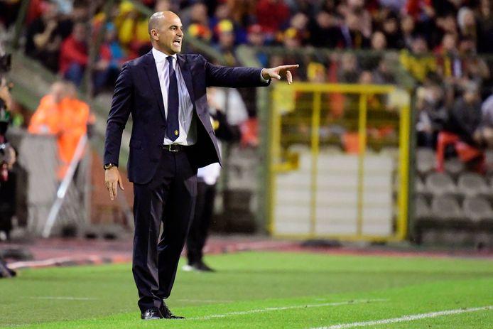 Roberto Martinez.