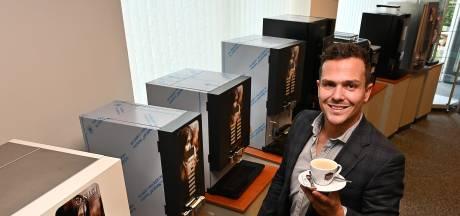 Randy (33) weet alles van de koffieautomaat: 'Hier valt de beslissing'