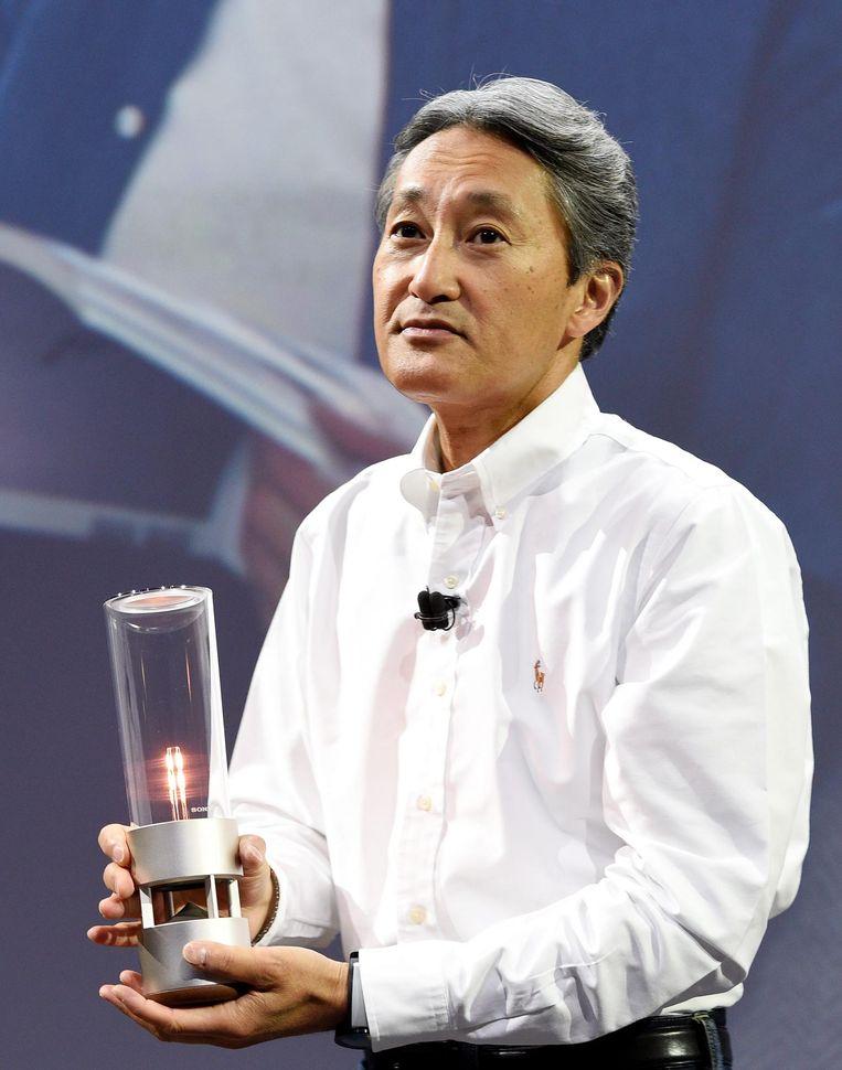 Kazuo Hirai. Beeld epa