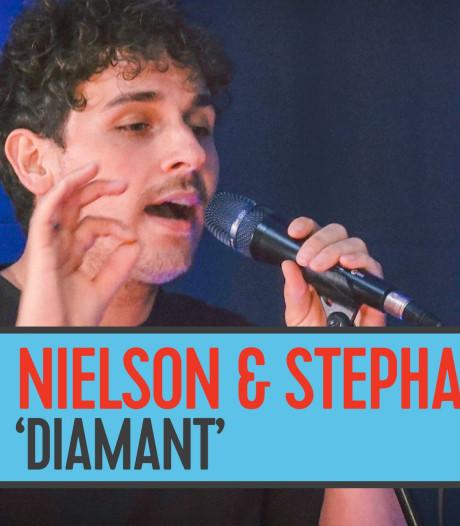 Nielson met 'Diamant' in Stephan's Pianobar