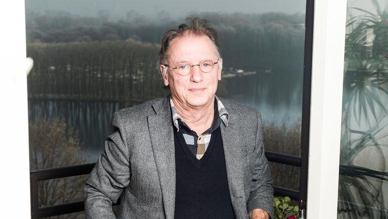 Willem Jan Otten: 'Levenswil is, filosofisch gesproken, mysterieuzer dan doodswens.' Beeld Jiri Buller / de Volkskrant