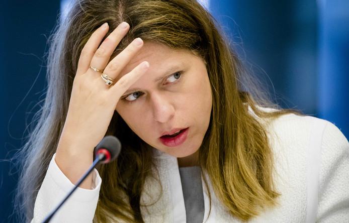 Verantwoordelijk minister Carola Schouten van Landbouw, Natuur en Voedselkwaliteit.