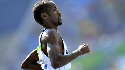 """Bashir Abdi debuteert zondag op marathon: """"Het zal vooral proberen te overleven zijn"""""""