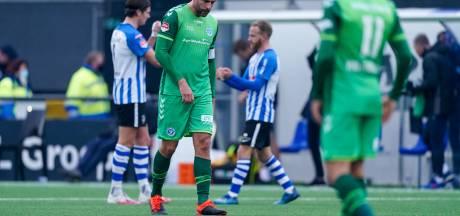 Samenvatting: FC Eindhoven - De Graafschap
