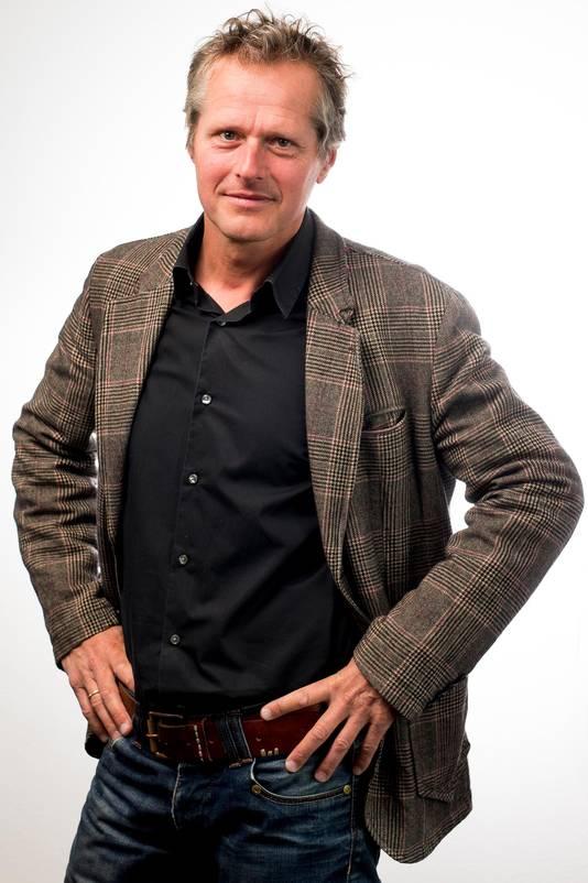 Politiek verslaggever Leo de Vries.