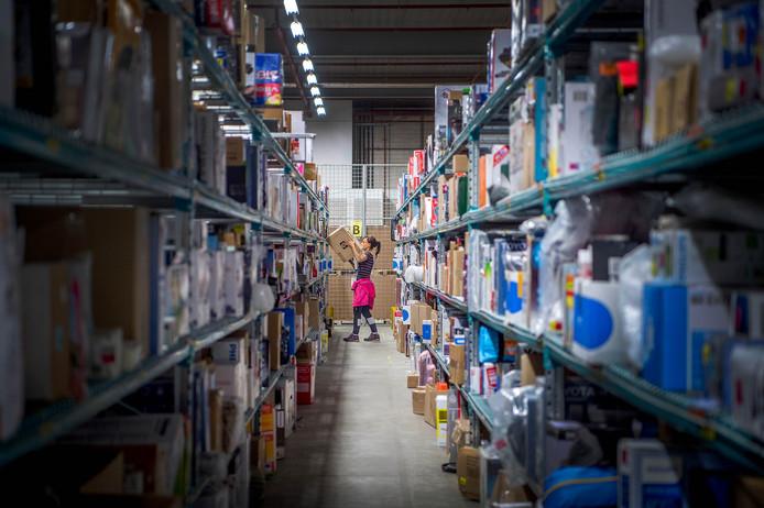 Het bedrijf BuyBay vestigde zich een paar maanden geleden op het Nijmeegs/Wijchense industrieterrein Bijsterhuizen, goed voor vijftig banen.