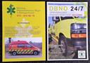 De uitgaven van de Dierenambulances Den Bosch en Brabant Noord-Oost.