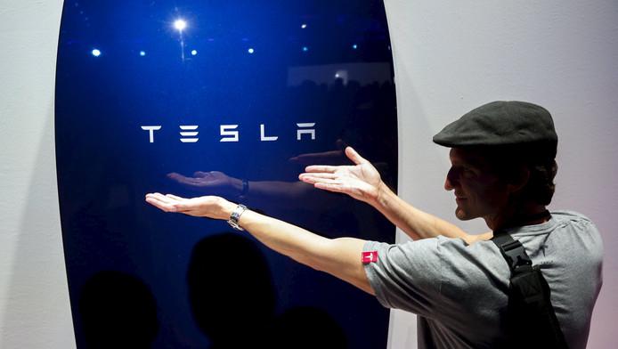 De Tesla Powerwall.