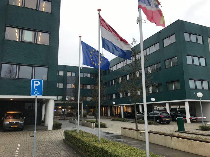 De zitting van de bezwaarschriftencommissie was in het gemeentekantoor van Zaltbommel.