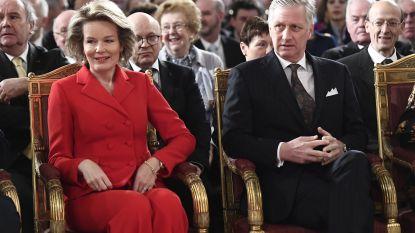 Bezoek vorstenpaar aan Van Hool afgeblazen door staking