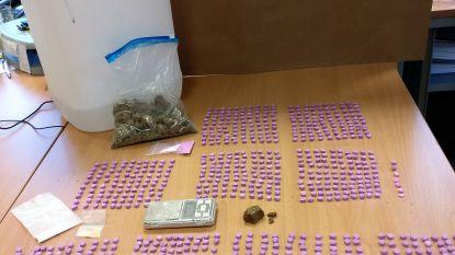 Politie neemt voor 38.000 euro drugs in beslag