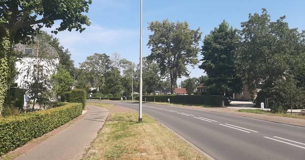 Omwonenden motorongeluk Rijksstraatweg in Twello zagen het al aankomen: 'Ze trokken al op bij de rotonde'.