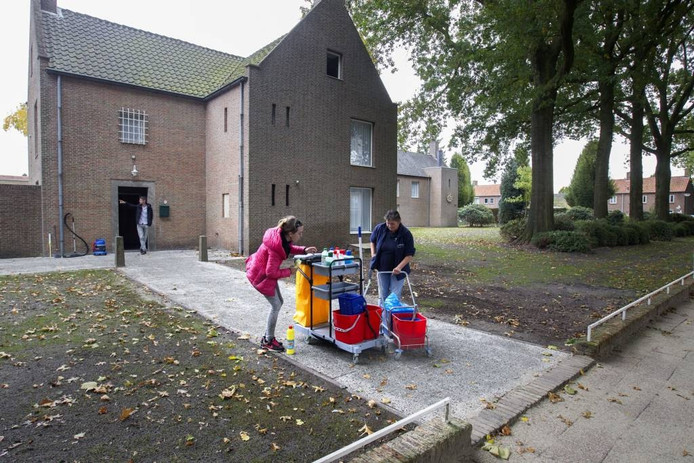 Het Fraterhuis in Reusel.