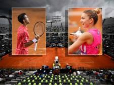 Kritiek op tennistoernooi Rome: 10 euro meer voor winnaar mannen