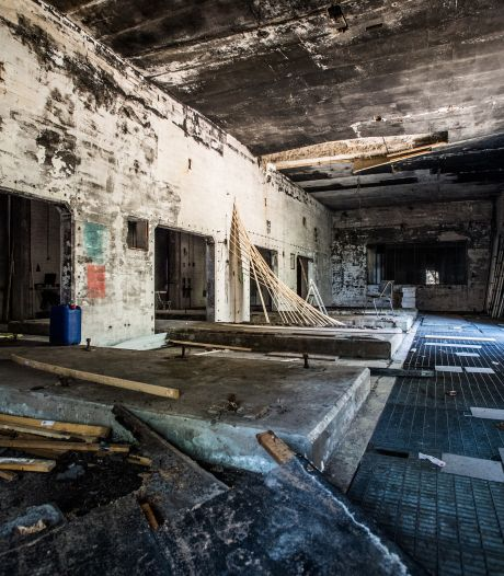 Arnhems pompstation uit Koude Oorlog wordt decor boomzaagles