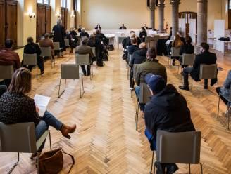 Ros Beiaardzaal stadhuis omgetoverd tot rechtszaal voor coronaproof proces