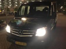Politie maakt jacht op dieven van Mercedes-busjes in Arnhem en omgeving