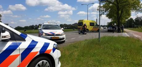 Bestuurder van scootmobiel gewond bij aanrijding in Losser