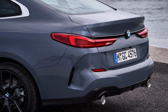 De nieuwe BMW 2-Serie Gran Coupé