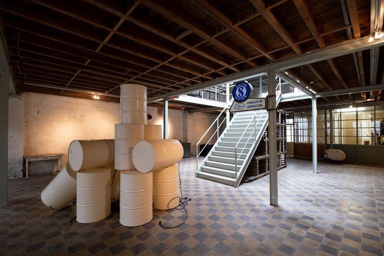 Deze ruimte zal worden gebruikt door galerij Art-Is-Sjok.