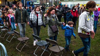 Burgemeester organiseert 'Stoelendans for Life'