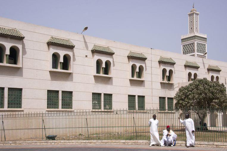 Illustratiefoto: een koranschool in Dakar.