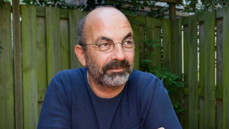 Job Gosschalk, de regisseur van Moos. Beeld Ivo van der Bent