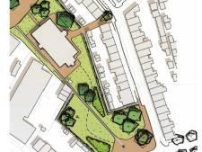Goudse Kadebuurt groener: Schoolgebouw De Ark wordt park