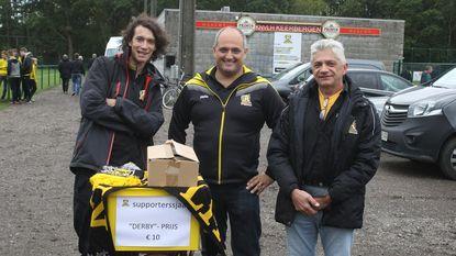 Voetbalclub NV Lozenhoek wacht drukke weken