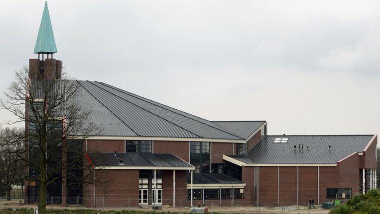Gereformeerde kerk in Barneveld Beeld ANP
